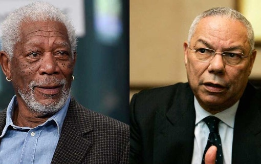 Morgan Freeman spelar Colin Powell i ny biografi!