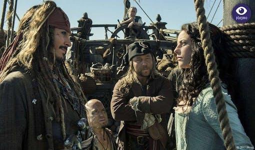 """Salazar's Revenge""– En helhelg med piratäventyr"
