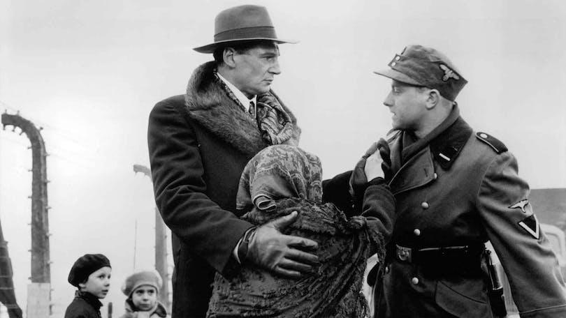 Kanske en av de bästa filmerna om andra världskriget.