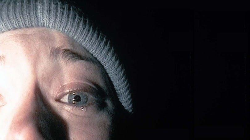 Bild från filmen he Blair Witch Project.