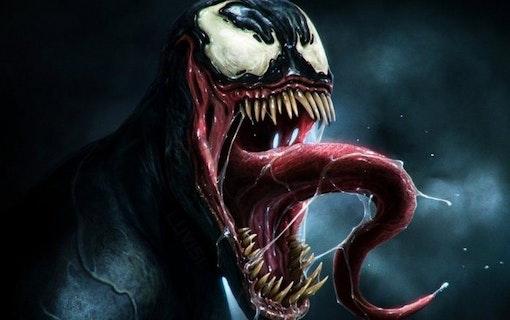 """Se Tom Hardy på första inspelningsdagen av """"Venom"""""""