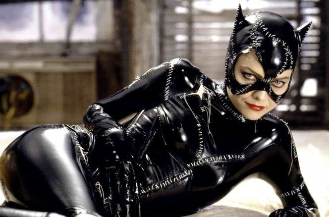 Michelle Pfeiffer som Catwoman