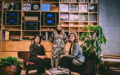 Intervju: Suzanne Reuter, Liv Mjönes, Jennie Silfverhjelm (All Inclusive)