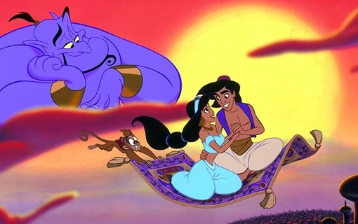 """Aladdin""-skaparna minns Robin Williams"