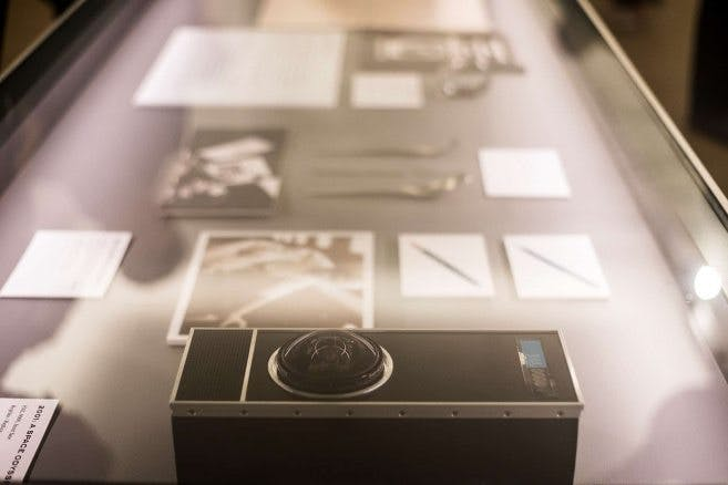 """En HAL 9000 dator från """"År 2001 – ett rymdäventyr""""."""