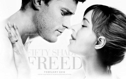 FIfty Shades Freed – Se den officiella trailern