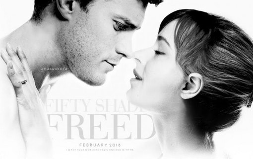FIfty Shades Freed – Se den officiella trailern