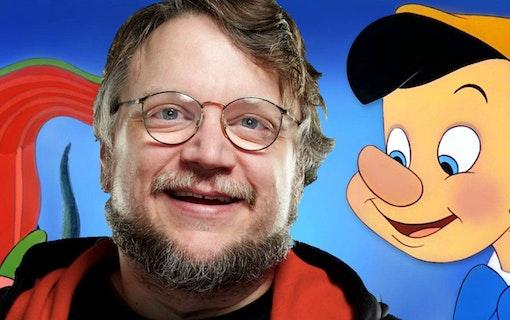 Guillermo del Toro verkar inte regissera nästa Pinocchio