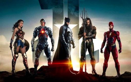 Tävling: Vinn Justice League-paket för samlare
