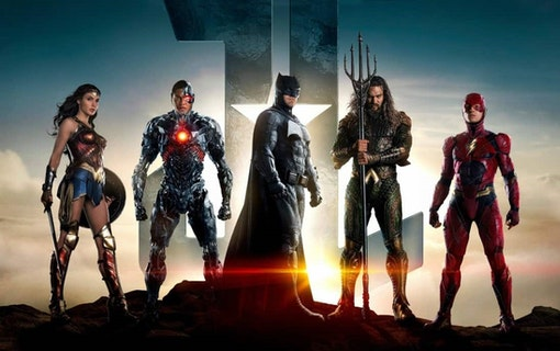Filmen Justice League