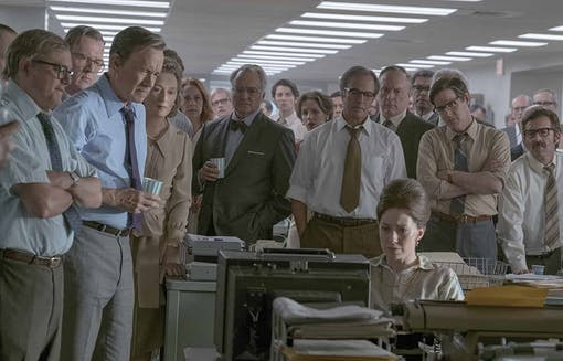 """Se Tom Hanks och Meryl Streep i """"The Post"""""""
