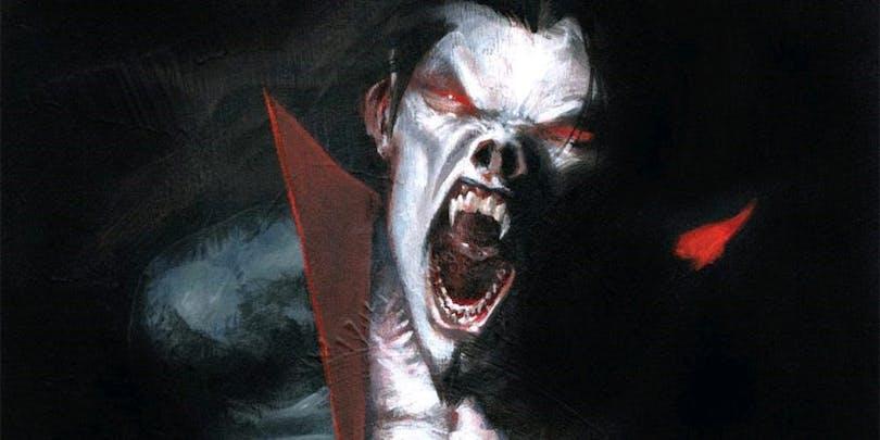 Spider-Mans fiende Michael Morbius