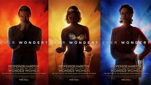 Filmen Professor Marston and the Wonder Women