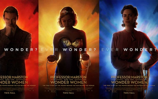 Filmen Professor Marston and the Wonder Women