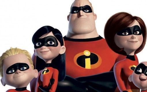 Se teasern till Pixars Superhjältarna 2