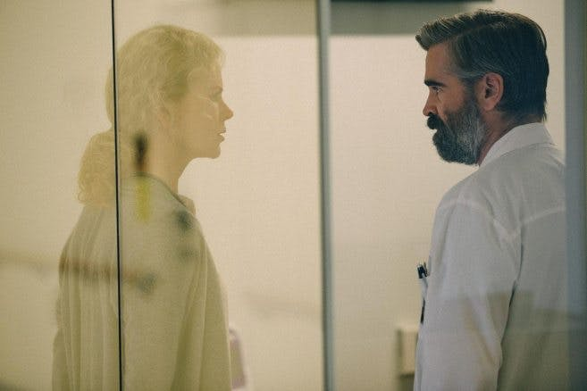 The Killing of a Sacred Deer är en bra film på Netflix.