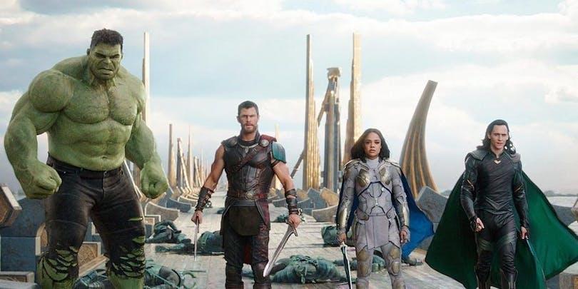 Thor: Ragnarök.