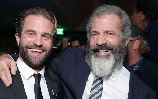 Mel Gibsons son Milo Gibson som Al Capone