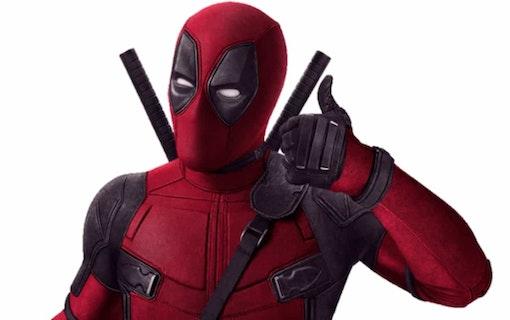 Deadpool målar tavlor i teasern till Deadpool 2