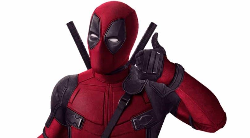 Deadpool målar i teasern till Deadpool 2