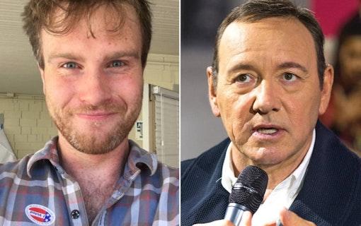 Kevin Spacey anklagad för att ha sexuellt trakasserat Richard Dreyfuss son