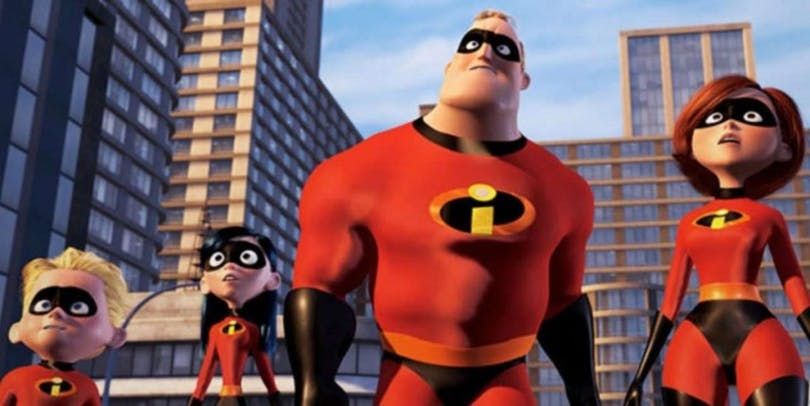 Superhjältarna. Foto: Disney.