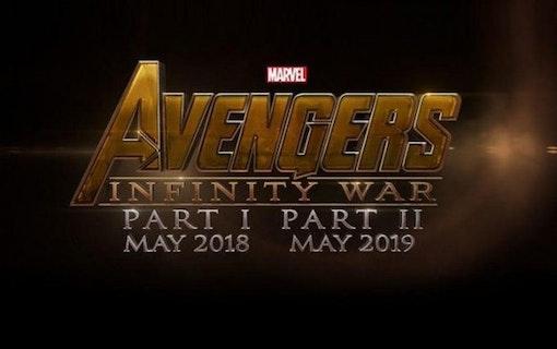 Postern till Avengers: Infinity War släppt