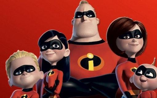 Superhjältarna 2 teaser med tittarrekord