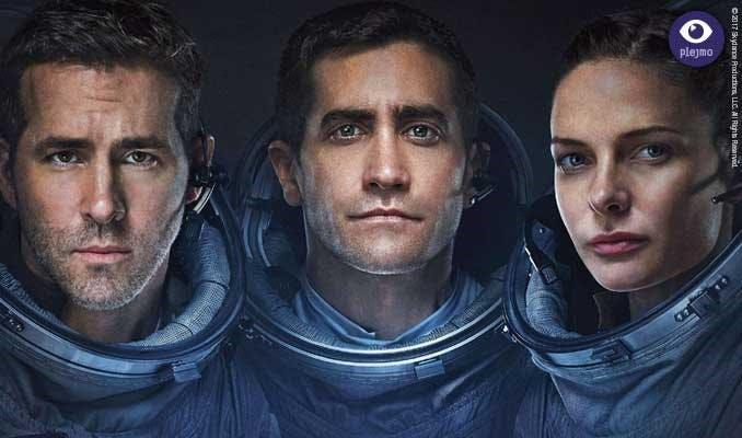 Astronauterna i Life en av filmerna på Black Friday-rean på Plejmo