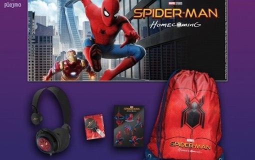 Tävla och vinn häftiga Spider-Man prylar!