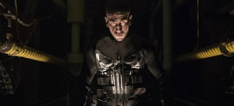 Jon Bernthal som The Punisher