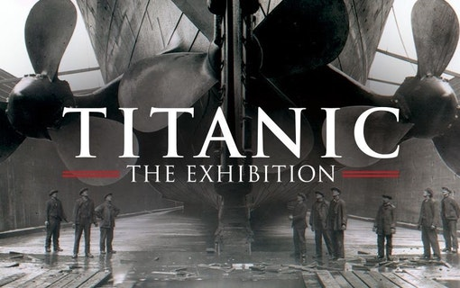 Titanic The Exhibition – Titanic firar 20 år