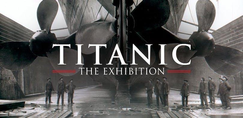 Titanics jättelika motorer när fartyget ligger i skeppsvarvet.
