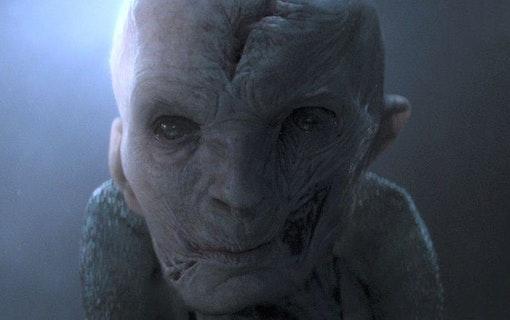 Andy Serkis berättar om Snokes drivkrafter i The Last Jedi