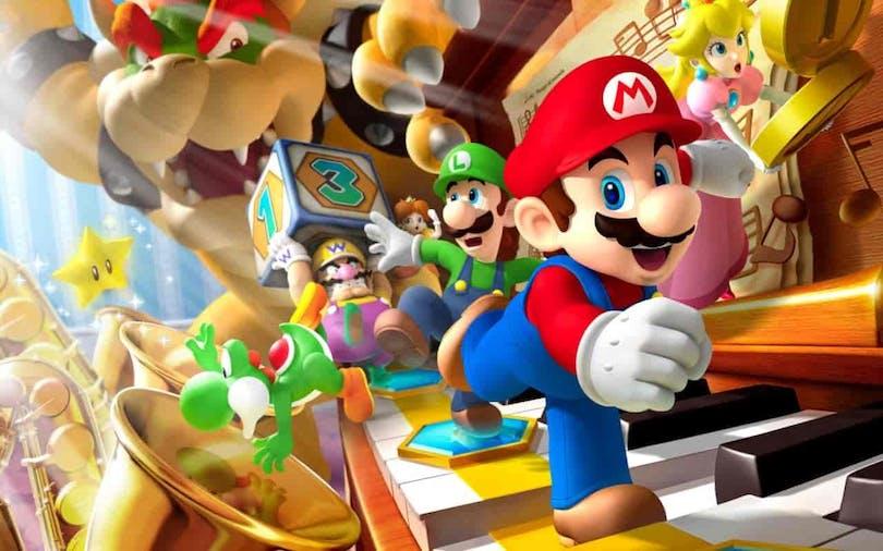 Super Mario blir animerad film