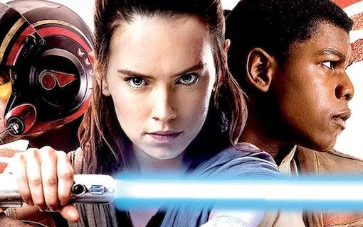 The Last Jedi är den längsta Star Wars-filmen