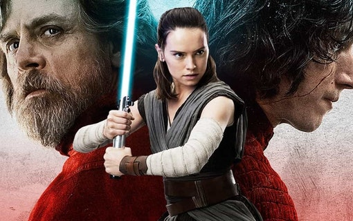 Empire släpper omslagsbilder på Star Wars: The Last Jedi