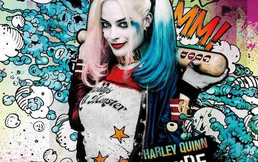 Margot Robbie avslöjar att en Harley Quinn film är på gång