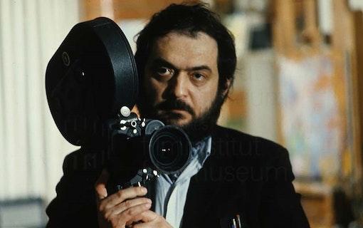 Filmtopp på Stanley Kubrick-utställning