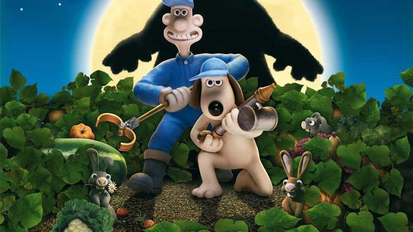 Wallace och Gromit i en mysig familjefilm