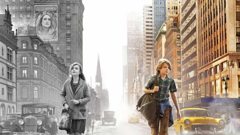 Rose och Ben i New York i Todd Haynes film Wonderstruck.
