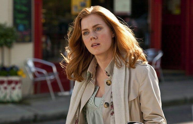 Amy Adams i Sharp Objects som kommer till HBO under 2018