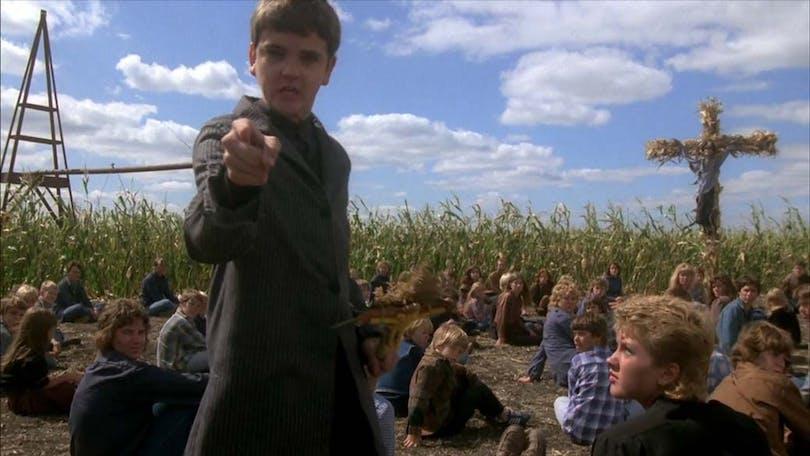 Några av barnen i Children of the Corn