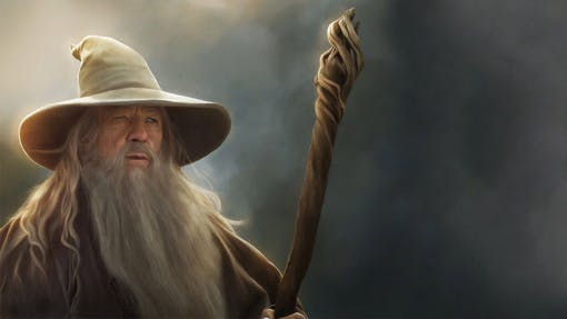 Ian McKellen vill återvända som Gandalf i serien Sagan om Ringen