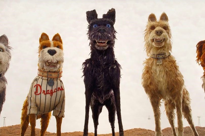 Wes Andersons Isle of Dogs.