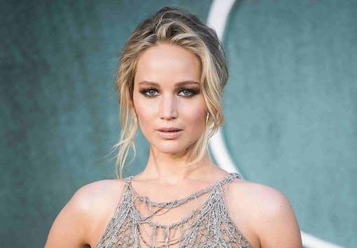 Jennifer Lawrence producerar kommande filmen Burial Rites