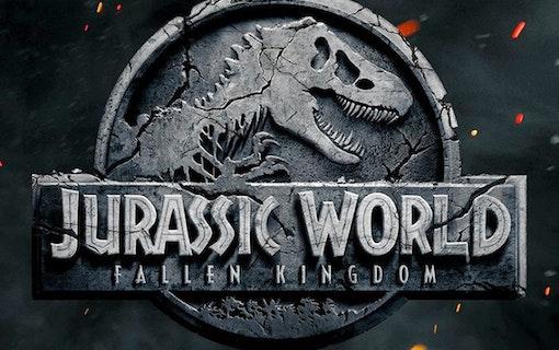 """Se den nya dinosaurien i """"Jurassic World: Fallen Kingdom"""""""