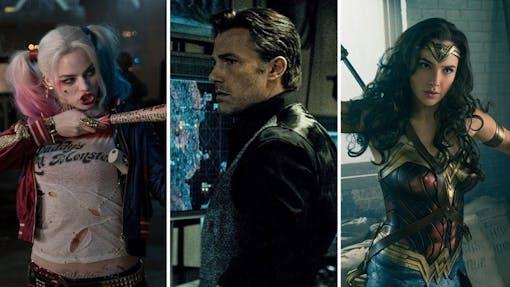 DCs Bästa Filmer - Filmtopp rankar och tipsar