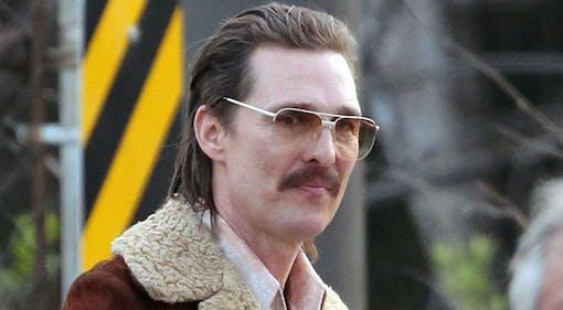 White Boy Rick med Matthew McConaughey kraftigt försenad