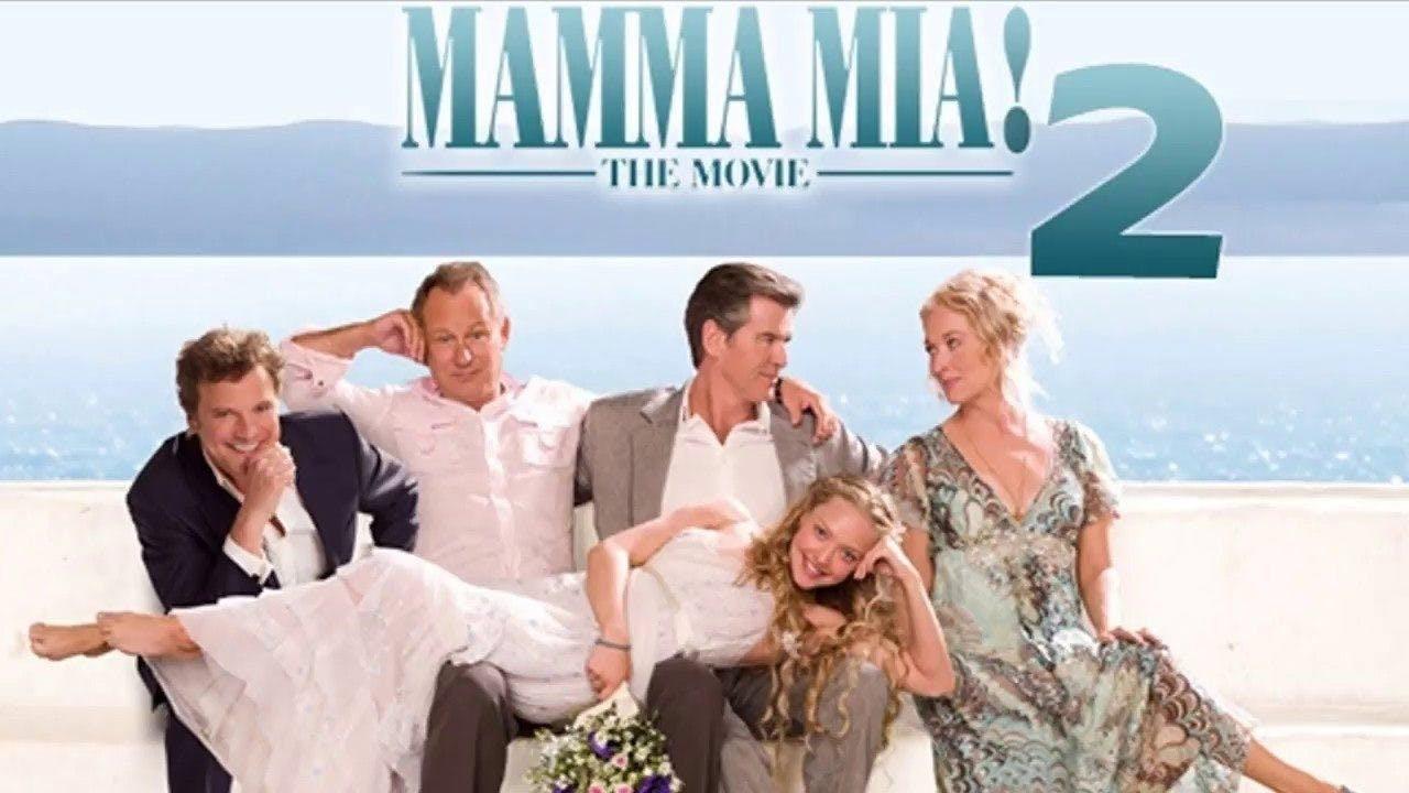 Mamma Mia 2 Stream